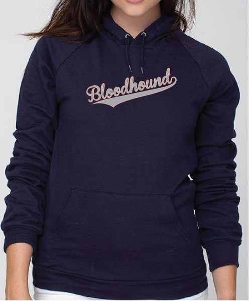 Righteous Hound - Unisex Varsity Bloodhound Hoodie