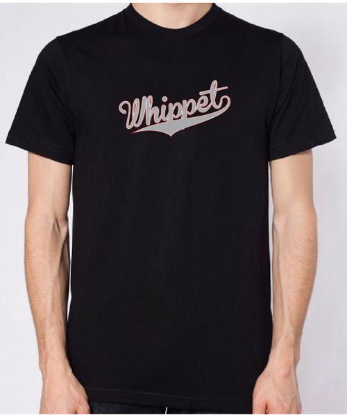 Righteous Hound - Unisex Varsity Whippet T-Shirt
