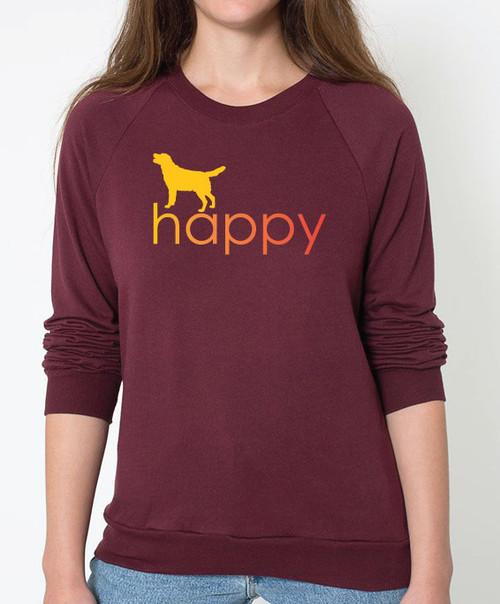 Righteous Hound - Unisex Happy Lab Sweatshirt