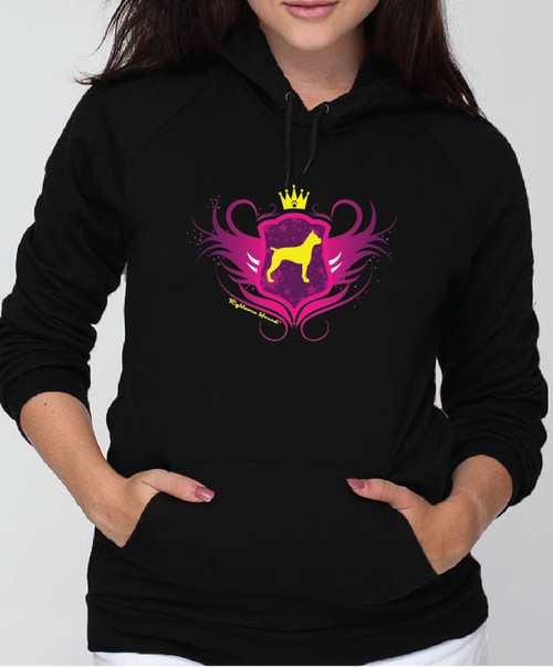 Righteous Hound - Unisex Noble Boxer Hoodie