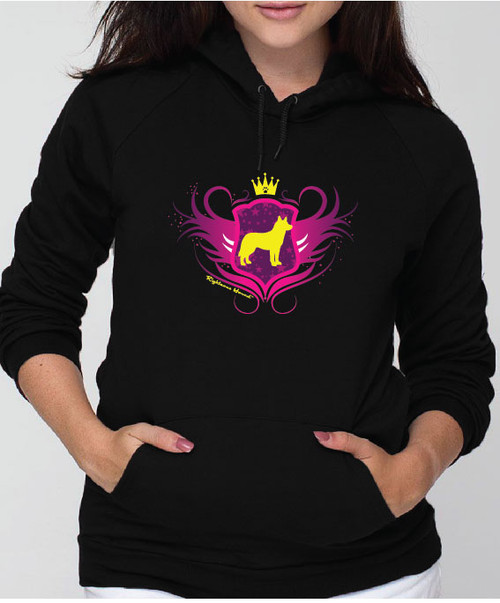 Righteous Hound - Unisex Noble Husky Hoodie