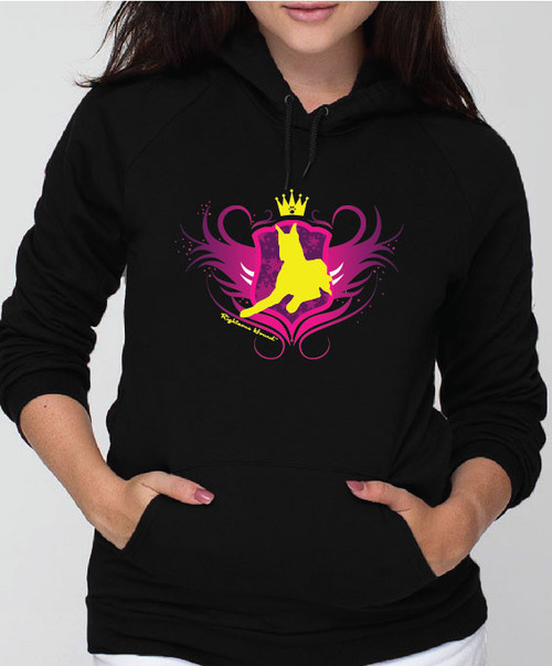 Righteous Hound - Unisex Noble Great Dane Hoodie