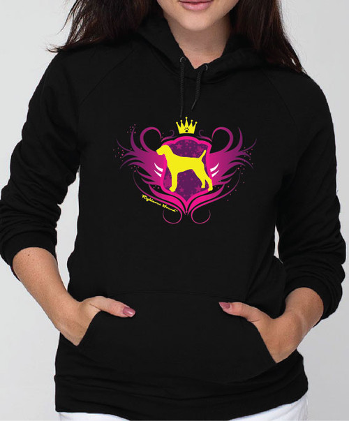 Righteous Hound - Unisex Noble Shar-Pei Hoodie