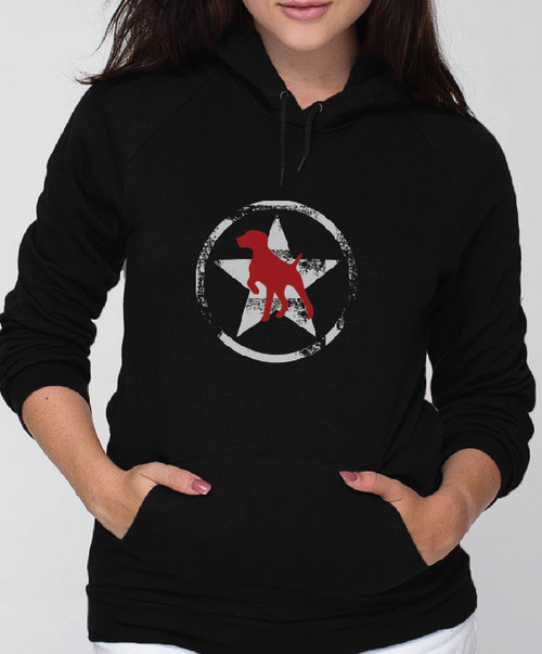 Unisex Allstar German Shorthaired Pointer Hoodie