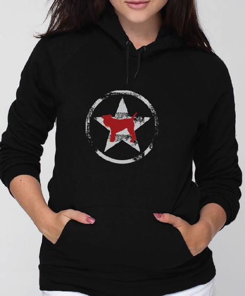 Unisex Allstar Schnauzer Hoodie