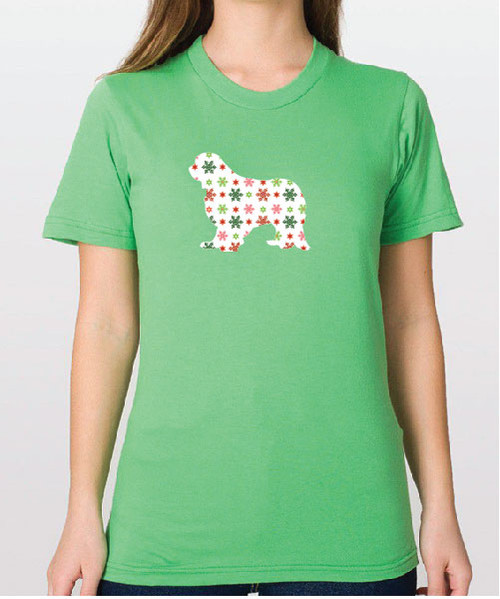 Righteous Hound - Unisex Holiday Cavalier King Charles Spaniel T-Shirt