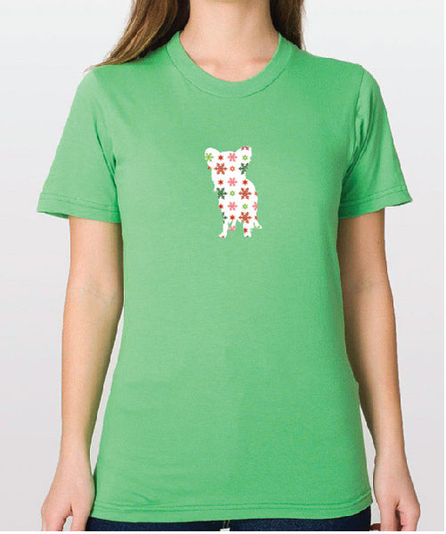 Righteous Hound - Unisex Holiday Papillon T-Shirt