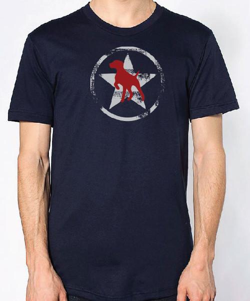 Righteous Hound - Unisex AllStar German Shorthaired Pointer T-Shirt