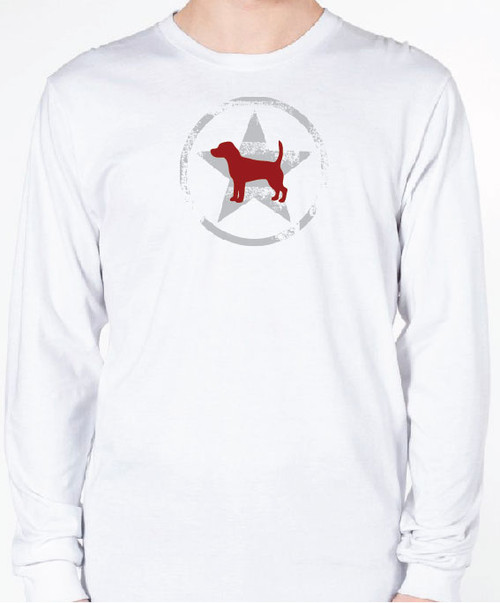 Unisex AllStar Beagle Long Sleeve T-Shirt