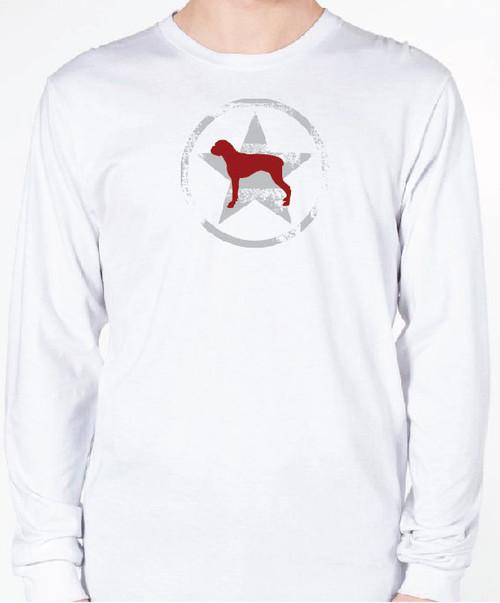 Unisex AllStar Boxer Long Sleeve T-Shirt