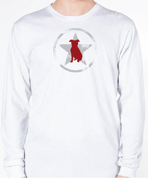 Unisex AllStar Pitbull Long Sleeve T-Shirt