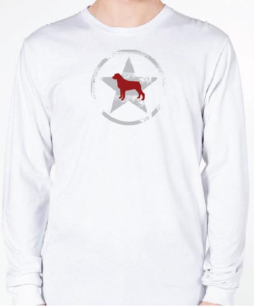 Unisex AllStar Rottweiler Long Sleeve T-Shirt
