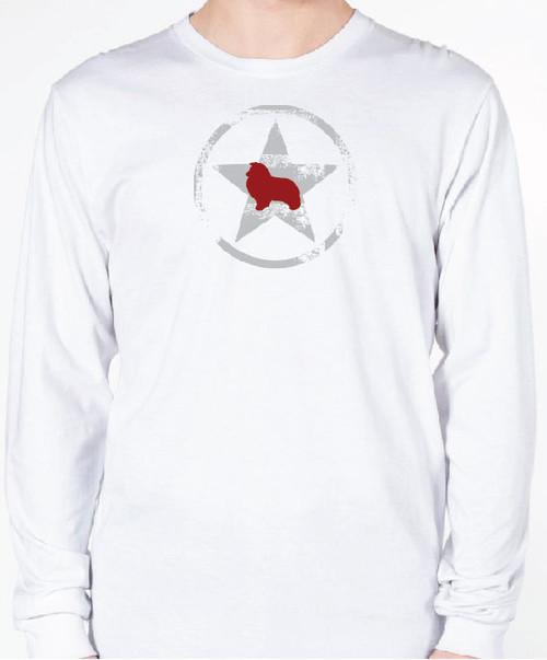 Unisex AllStar Shetland Sheepdog Long Sleeve T-Shirt