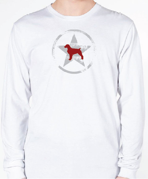 Unisex AllStar Brittany Long Sleeve T-Shirt