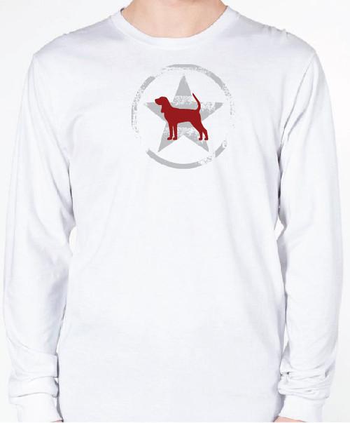 Unisex AllStar Coonhound Long Sleeve T-Shirt