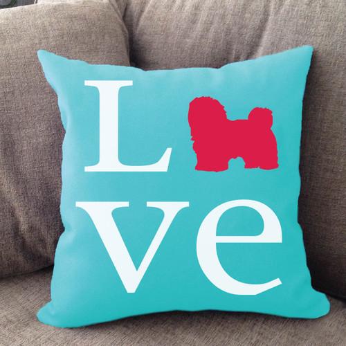 Havanese Love Pillow