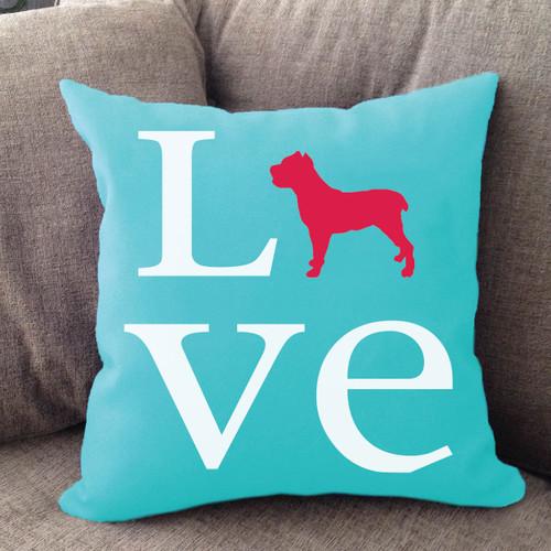Cane Corso Love Pillow