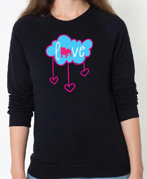 Bulldog Cloud Sweatshirt