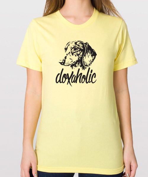 Doxaholic Unisex T-Shirt