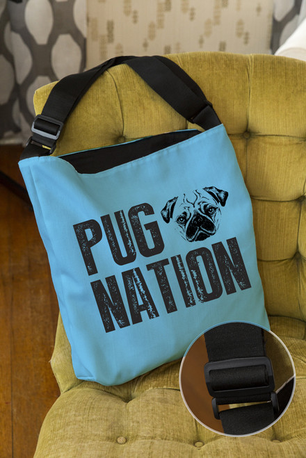 Pugnation Adjustable Tote