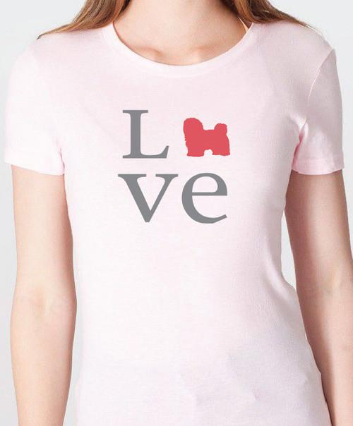 Unisex Love Havanese T-Shirt