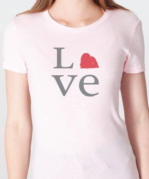 Unisex Love Maltese T-Shirt