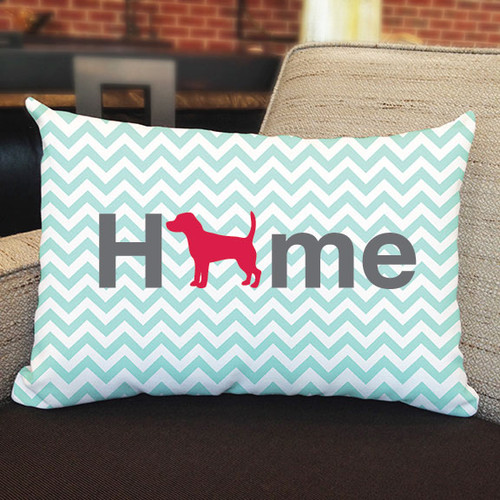 Righteous Hound - Home Beagle Pillow