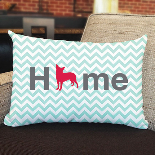 Righteous Hound - Home Chihuahua Pillow