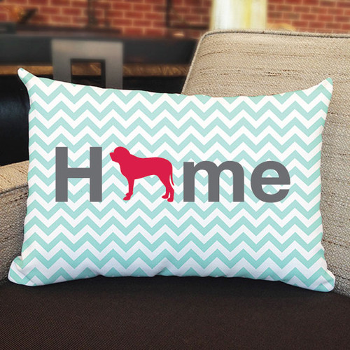 Righteous Hound - Home Mastiff Pillow