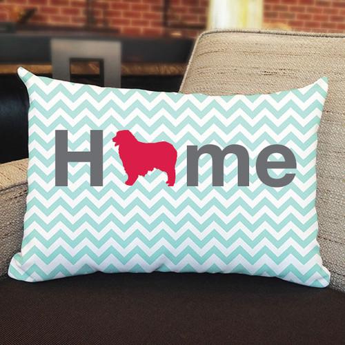 Righteous Hound - Home Australian Shepherd Pillow