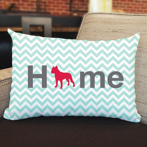 Righteous Hound - Home Staffordshire Terrier Pillow