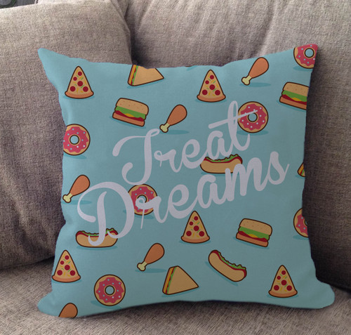 Treat Dreams Pillow