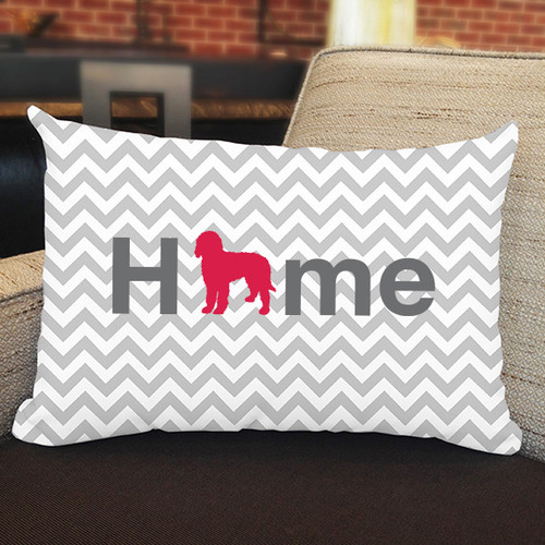 Goldendoodle Home Pillow