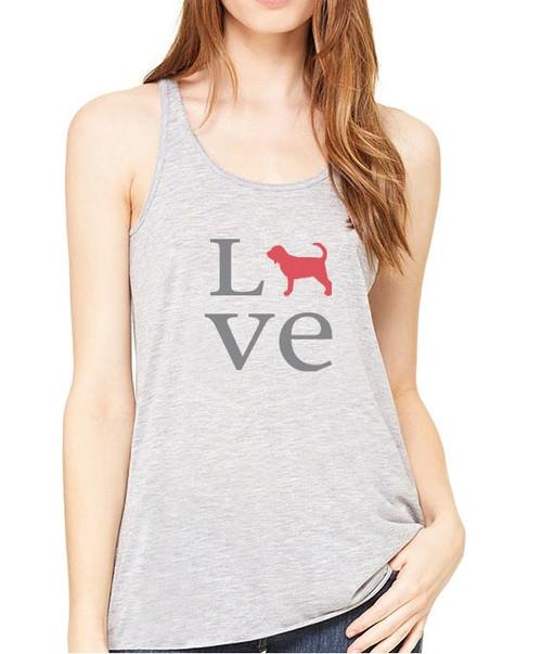 Righteous Hound - Flowy Love Bloodhound Tank