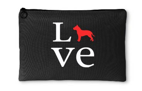Pitbull Love Accessory Pouch