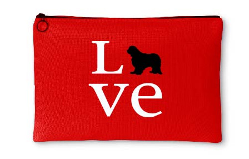 Righteous Hound - Love Cavalier King Charles Spaniel Accessory Pouch
