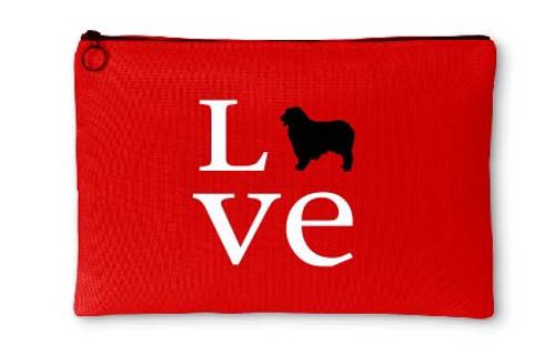 Righteous Hound - Love Australian Shepherd Accessory Pouch