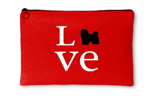 Righteous Hound - Love Havanese Accessory Pouch
