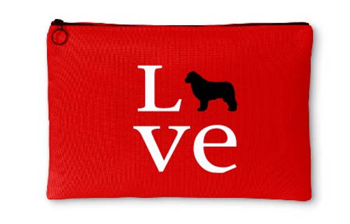 Righteous Hound - Love Newfoundland Accessory Pouch