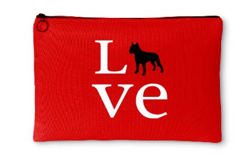 Righteous Hound - Love Staffordshire Terrier Accessory Pouch