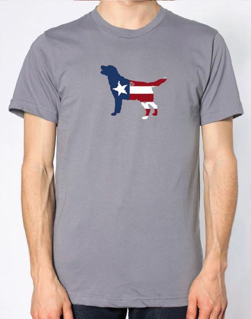 Righteous Hound - Men's Patriot Lab T-Shirt