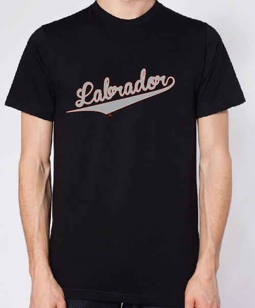 Righteous Hound - Men's Varsity Lab T-Shirt