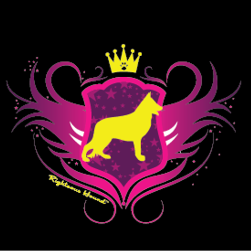 Women's Noble German Shepherd Tee