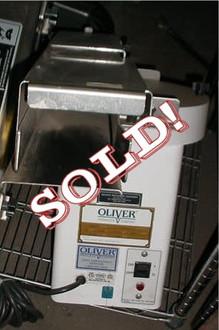 OLIVER BAGEL SLICER MODEL 702N