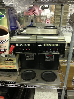 BUNN DUAL COFFEE MAKER