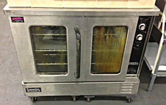 SUPERIOR SLGS12SC CONVECTION OVEN