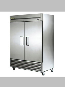 NEW TRUE T-49F 2 DOOR FREEZER - CALL FOR PRICING
