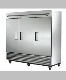 NEW TRUE T-72 3 DOOR REFRIGERATOR - CALL FOR PRICING