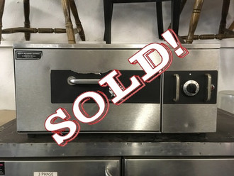 USED STAR SST-25 Drawer Warmer, capacity 32 buns, tempurature controls from 80°F to 200°F, full extension stainless slide, removable stainless steel pan, stainless steel exterior. 115v/1ph
