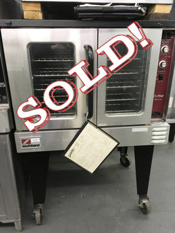 SOUTHBEND SLES/10SC ELECTRIC CONVECTION OVEN